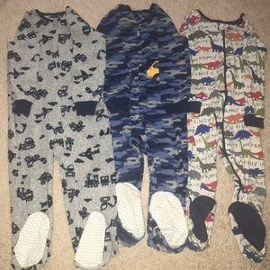 Toddler Boys Fleece PJ